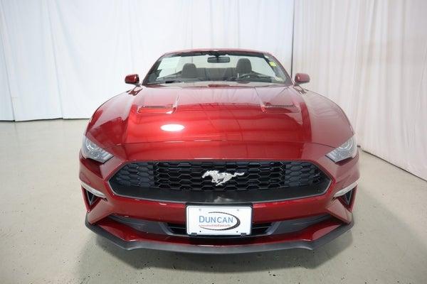 Usaa Extended Warranty >> 2019 Ford Mustang EcoBoost in Blacksburg, VA | Roanoke ...
